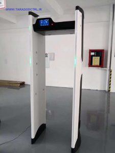دستگاه کنترل تردد پرسنل